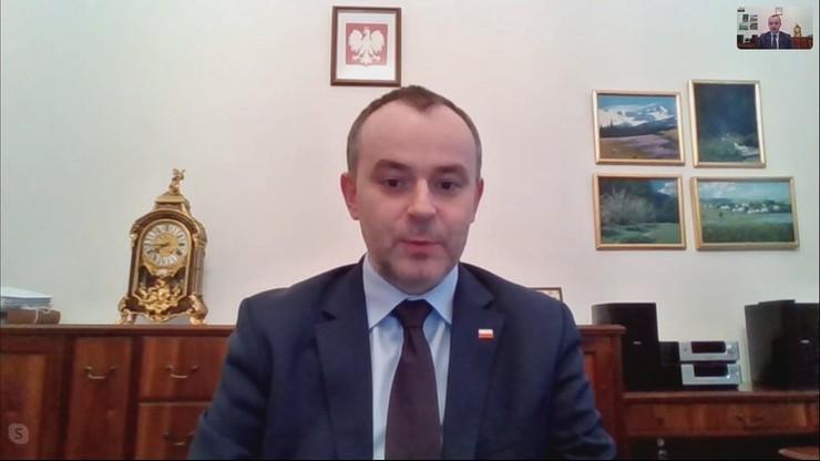 Mucha: ustawa ws. głosowania korespondencyjnego nie trafiła jeszcze do prezydenta