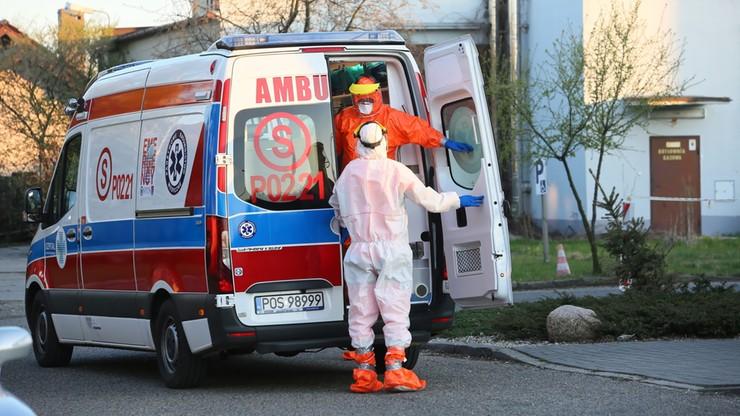 Tragiczny rekord w Polsce. Najwięcej ofiar od początku epidemii, wśród nich jest 18-latek