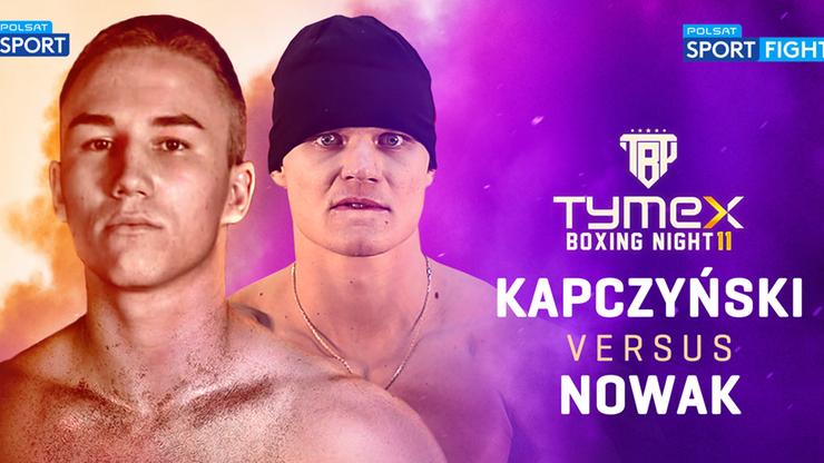 Tymex Boxing Night 11. Kapczyński: Nie miałem złych myśli, napędzają mnie marzenia