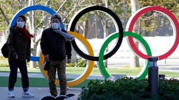 Premier Japonii zaproponował szefowi MKOl przełożenie igrzysk olimpijskich