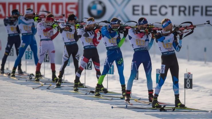 MP w biathlonie odwołane z powodu braku śniegu