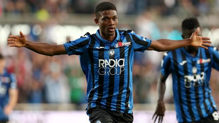 Serie A: Rekord 17-letniego piłkarza Atalanty