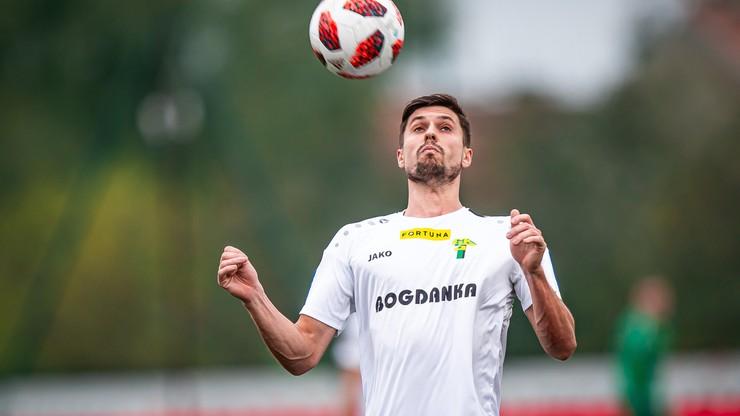 Fortuna 1 Liga: Odra Opole - Górnik Łęczna. Transmisja w Polsacie Sport