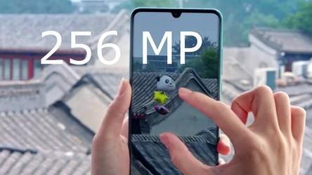 Zapomnijcie o kamerze 108 i 144 MP w smartfonach. Nadchodzi kosmiczne 256 MP