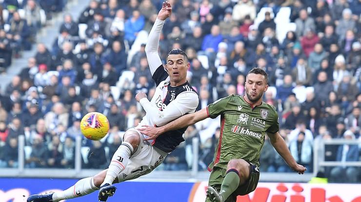 Walukiewicz o debiucie w Serie A: Pierwszy gol Ronaldo wszystko zburzył
