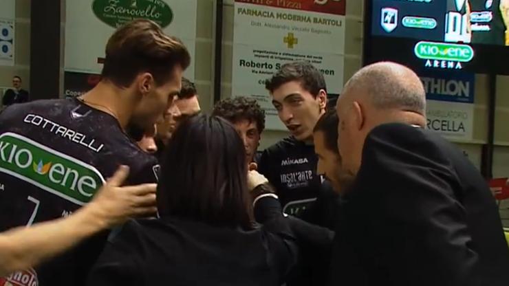 SuperLega: Kioene Padova - Top Volley Latina. Transmisja na Polsatsport.pl