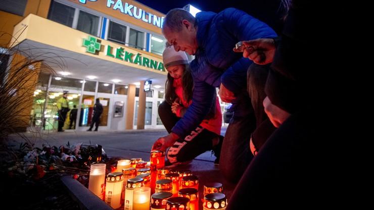 Strzelanina w szpitalu w Czechach. Sześć osób nie żyje. Trwają poszukiwania sprawcy