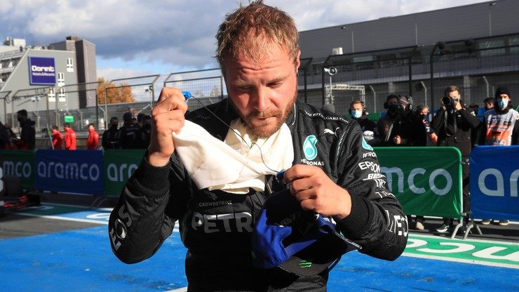 Formuła 1: Valtteri Bottas kierowcą... rajdowym