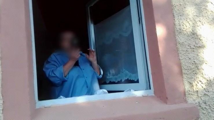 """""""Skoczyła na mnie, podrapała..."""". Kobieta podgląda, nagrywa i atakuje sąsiadów"""