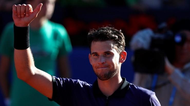 ATP w Wiedniu: Thiem awansował do półfinału po 22 minutach gry
