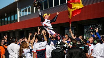 Moto3: Albert Arenas 21. Hiszpanem z tytułem