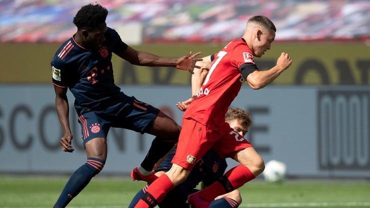 Młody talent Bayeru najmłodszym strzelcem gola w historii Bundesligi