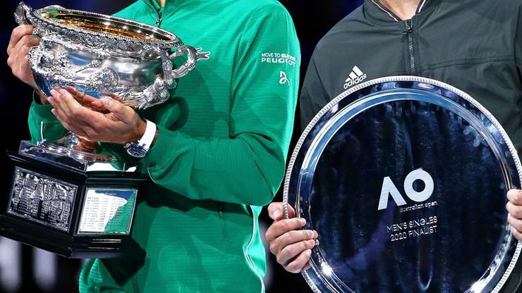 Australian Open: Przyszłoroczny turniej poważnie zagrożony