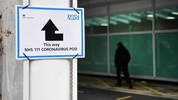 Brytyjscy lekarze dostaną wytyczne, których chorych ratować