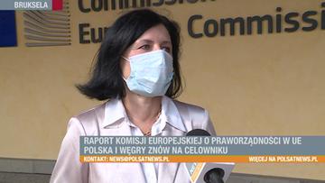 Jourova: UE była naiwna myśląc, że praworządność to dobro dane raz na zawsze