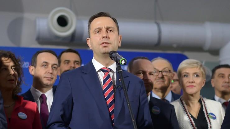 Kosiniak-Kamysz: w Polsce mamy wojnę domową, a nie demokratyczny spór
