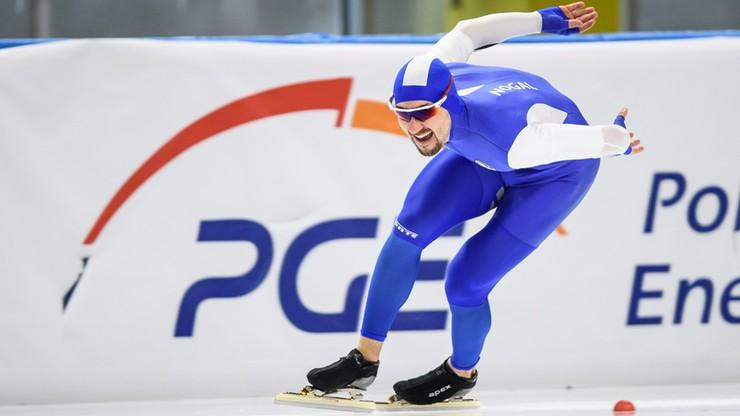 MP w łyżwiarstwie szybkim: Ziomek i Nogal ze złotymi medalami