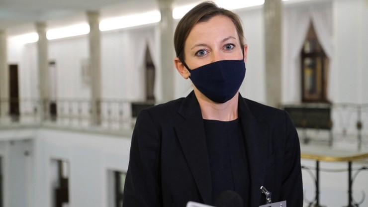 Zuzanna Rudzińska-Bluszcz ponownie jedyną kandydatką na Rzecznika Praw Obywatelskich