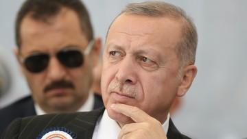 Nowa fala uchodźców dotrze do Europy? Prezydent Turcji ostrzega