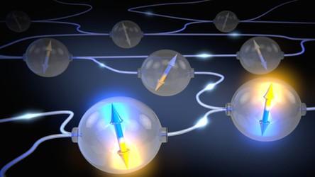 Rząd USA buduje pętlę kwantową, czyli sieć przyszłości, której nie da się zhakować