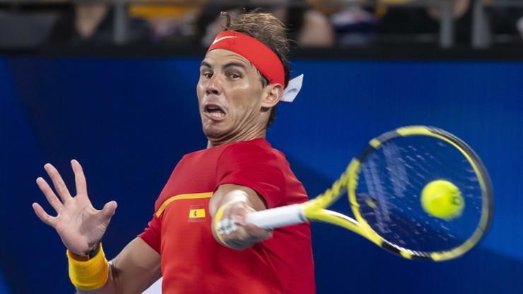 ATP Cup: Serbia zagra w finale z Hiszpanią