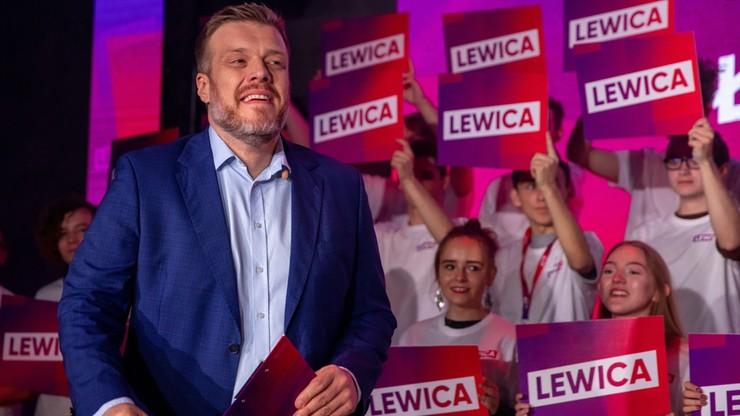 """Adrian Zandberg """"Gościem Wydarzeń"""" w Polsat News"""