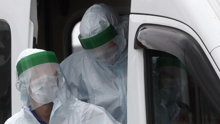 Nowe przypadki koronawirusa w Polsce. Ponad 800 zakażeń