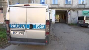 Ciało kobiety na klatce schodowej, w mieszkaniu zwłoki mężczyzny. Szokujące odkrycie w Łodzi