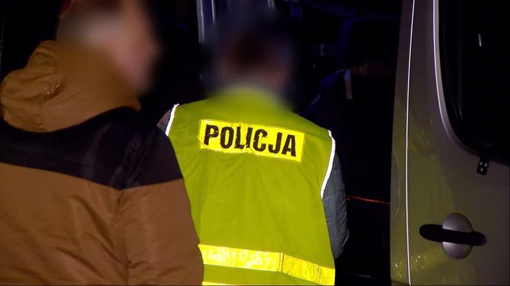 Atak nożownika w Krakowie. Policja zatrzymała podejrzanego