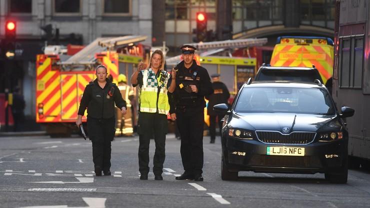 Sprawca ataku w Londynie był skazany za terroryzm