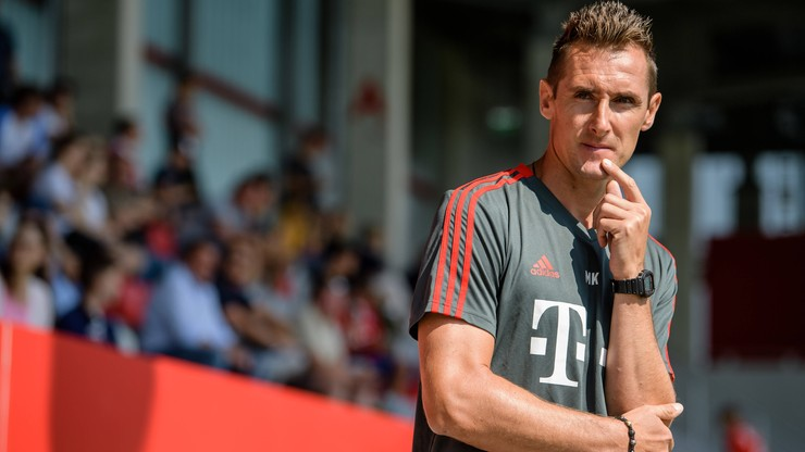 Media: Klose asystentem Flicka w Bayernie
