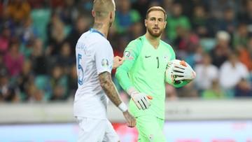 El. Euro 2020: Polscy kibice zaskoczyli reprezentantów Słowenii na lotnisku (WIDEO)