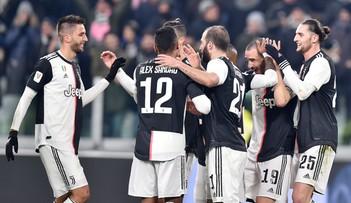 Puchar Włoch: Juventus wyeliminował Romę w ćwierćfinale