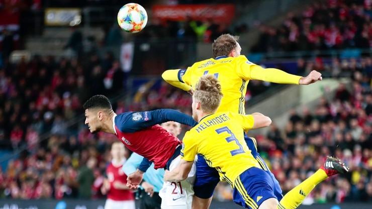 EURO 2020: Szwecja wybrała tych samych rywali co Polska