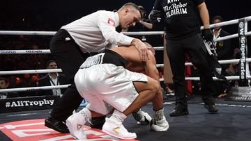Kostyra: Kolejna wojna w polskim boksie