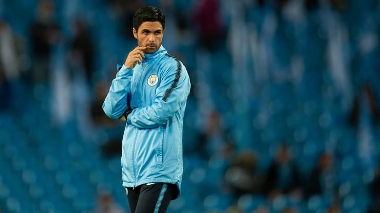 Arteta opuścił trening Guardioli. Konflikt na linii Arsenal - Manchester City?