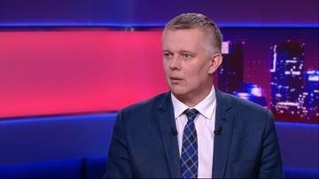 """Tomasz Siemoniak w programie """"Gość Wydarzeń"""". [ZOBACZ CAŁY PROGRAM]"""