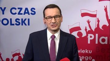 Premier dla Polsat News: żadna partia w historii III RP nie uzyskała takiego poparcia