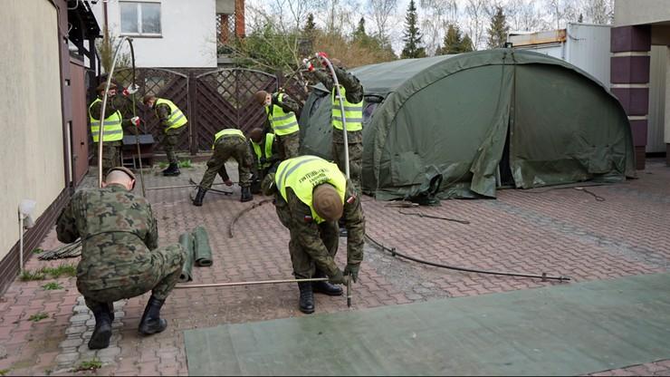 Ponad 8 tys. zakażonych w Polsce. Kolejne ofiary
