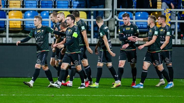 Fortuna 1 Liga: Pierwsza porażka Arki w tym sezonie! GKS Tychy lepszy w Gdyni