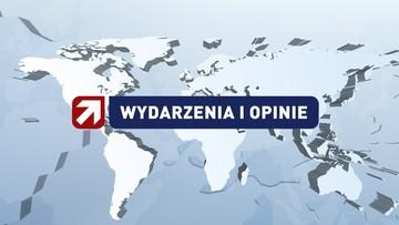 """Polityczna przyszłość Szymona Hołowni. Lubnauer i Bortniczuk w """"Wydarzeniach i Opiniach"""" od 19:25"""