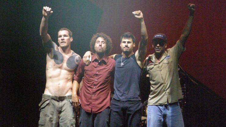 Rage Against The Machine zagrają w Polsce. Wiadomo, kiedy dadzą koncert