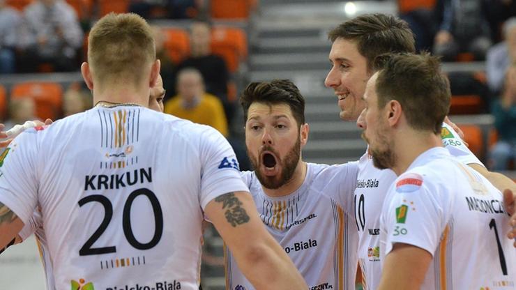 KRISPOL 1. liga: SMS PZPS I Spała - BBTS Bielsko-Biała. Transmisja w Polsacie Sport