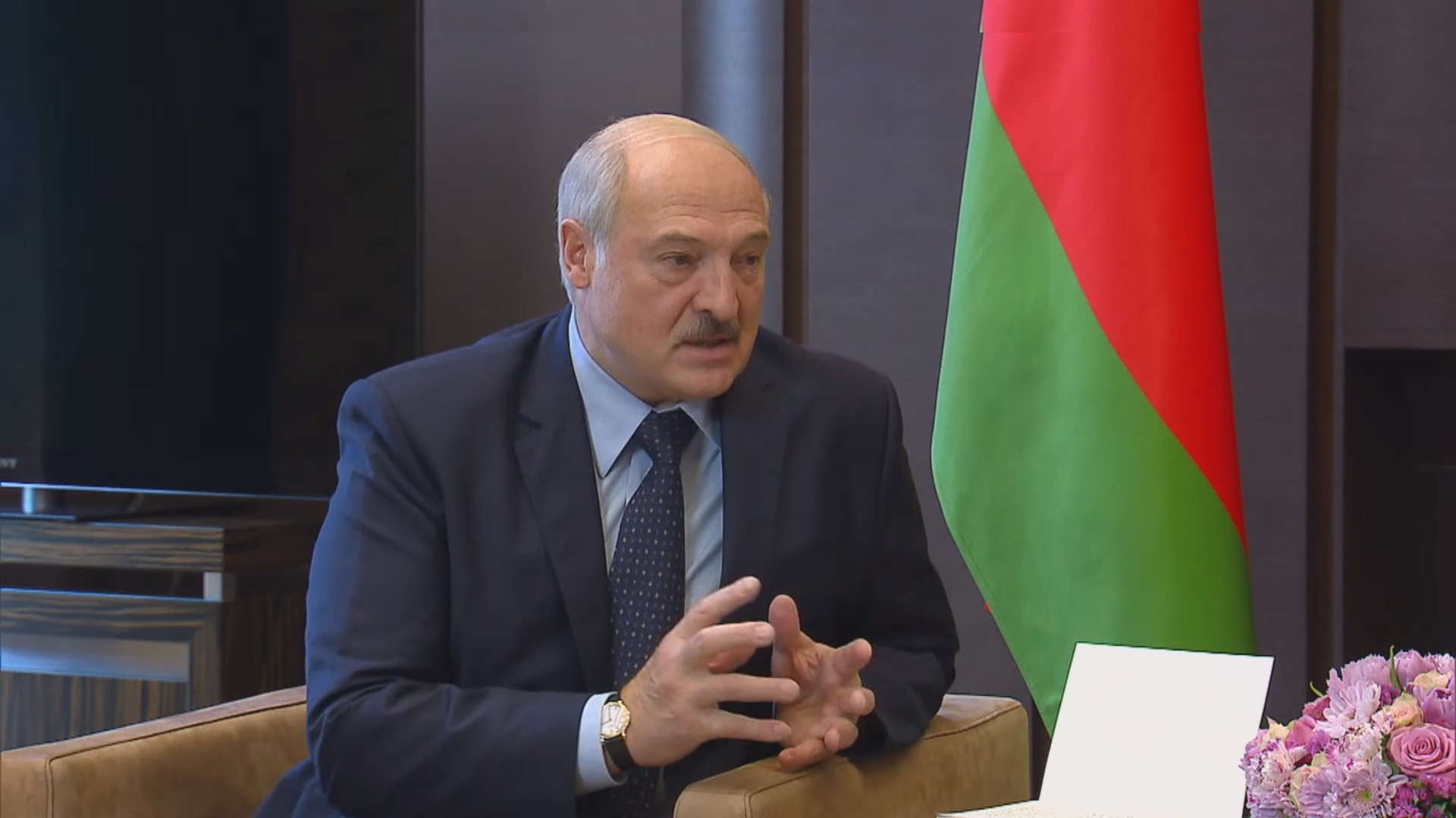 Łukaszenka: USA przygotowywały kolorową rewolucję. Plan miał siedem etapów