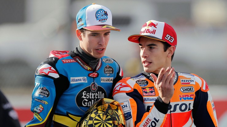 MotoGP: Bracia Marquez w jednym zespole