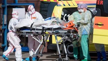 Włochy: w ciągu ostatniej doby zmarło 683 zakażonych