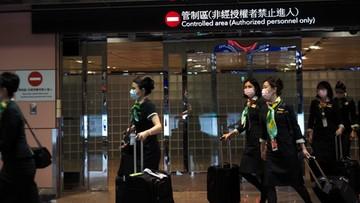 Polakom skonfiskowano maseczki ochronne. Chcieli wywieźć je z Tajwanu