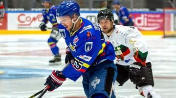 2019-10-15 Hokejowa LM: Vienna Capitals - GKS Tychy. Relacja i wynik na żywo