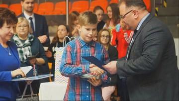 11-letni bohater ze Skawiny uratował nieprzytomną kobietę