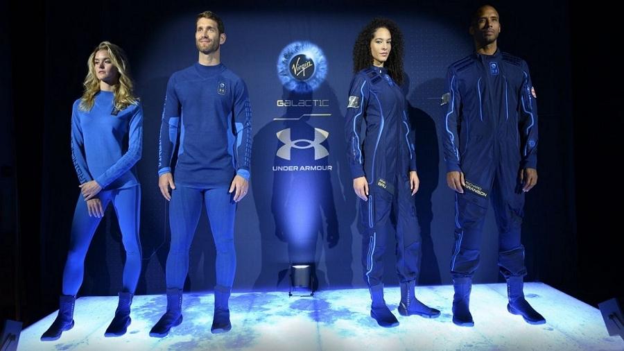 19.10.2019 08:00 Virgin Galactic zaprezentowało odzież dla swoich kosmicznych turystów